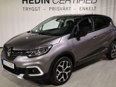 begagnad Renault Captur PhII 0.9 TCe 90hk Intens