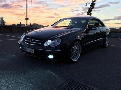 begagnad Mercedes CLK240 Coupé