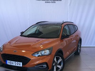 begagnad Ford Focus Active Launch Edition 125HK Kombi