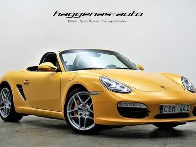 begagnad Porsche Boxster S / PDK / Keramiska / SE SPEC