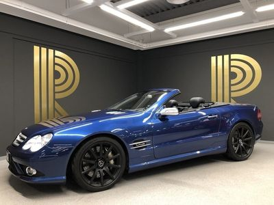 brugt Mercedes 600 SL-KlassV12 AMG / Exclusive / Navi / 8600 mil