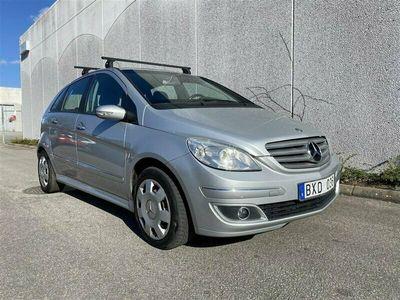 begagnad Mercedes B200 CDI Manuell, 140hk /LÄDER/DRAG
