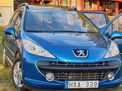 begagnad Peugeot 207 1.6 Kombi