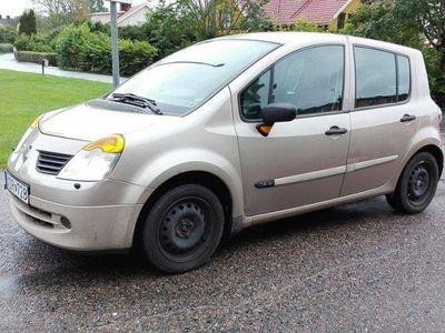 begagnad Renault Modus 1.4 98hk 15000mil) -06