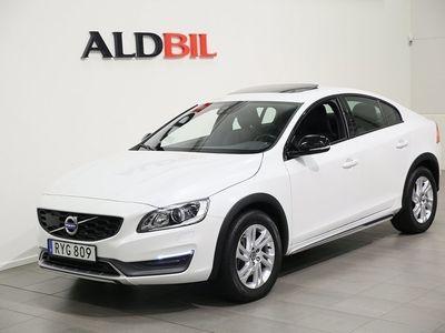 begagnad Volvo S60 CC D4 190hk AWD 0,99% Ränta Summum BE PRO