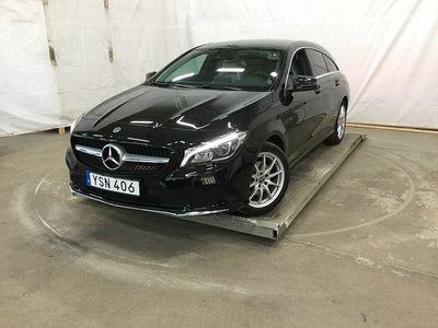 begagnad Mercedes CLA200 Shooting Brake 7G-DCT Euro 6 156hk
