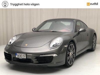 begagnad Porsche 911 Carrera S 911/991 3.8 Coupé (400hk)