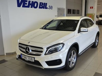 usado Mercedes GLA200 AMG-Line, Backkamera, Apple Carplay, V-Hjul
