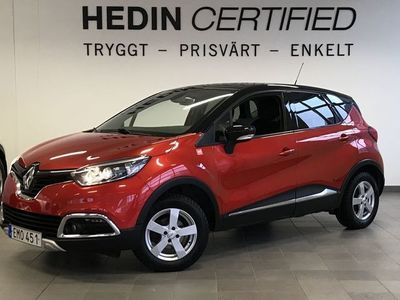 begagnad Renault Captur HELLY HANSEN LIMITED EDITION TCE 90