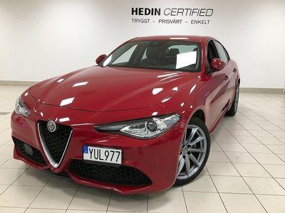 begagnad Alfa Romeo Giulia Veloce 2.2 2017, Sedan 299 900 kr
