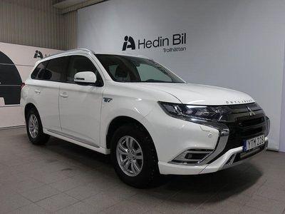 begagnad Mitsubishi Outlander P-HEV 2.4 Hybrid /MOMSBI