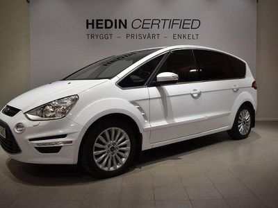 begagnad Ford S-MAX 2,0TDCi 140 hk Business Automat Dr
