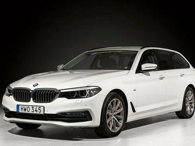 begagnad BMW 520 d Touring Sport Line