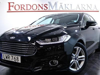 begagnad Ford Mondeo 2.0 TDCI 150 BUSINESS 3-ÅRS GARANTI