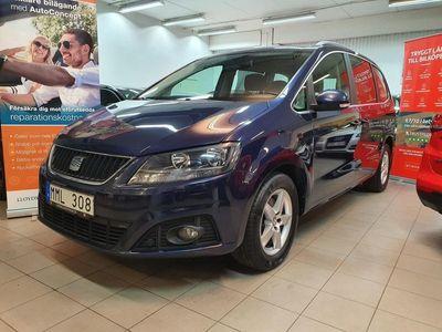 begagnad Seat Alhambra 1.4 TSI Ecomotive DSG Automat 7-sits 150hk