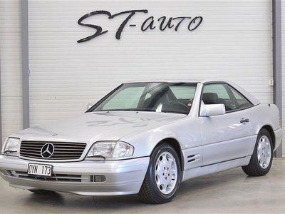 begagnad Mercedes SL320 Cab Aut 231hk Ränta 1,95