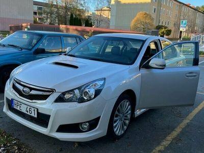 begagnad Subaru Legacy 2.0 4WD
