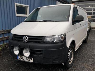 begagnad VW Transporter T5 2.0 TDI 4MOTION
