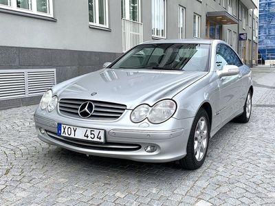 usata Mercedes 320 CLK-KlassCoupé Automat 218hk