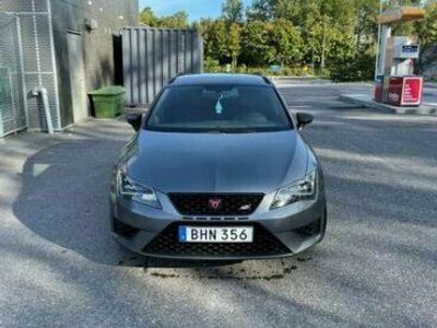 begagnad Seat Leon Cupra ST 2.0 TSI DSG Sekventiell