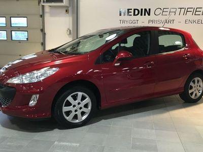 begagnad Peugeot 308 5-dörrar 1.6 VTi Manuell 120hk