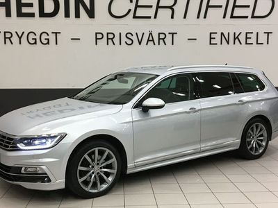 begagnad VW Passat 2.0 TDI (190hk) R-LINE / EXECUTIVE / V-HJUL