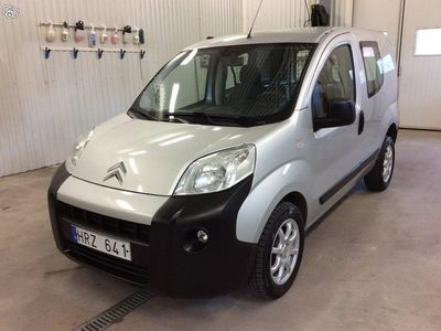 begagnad Citroën Nemo 1.4HDi 9100mil -10