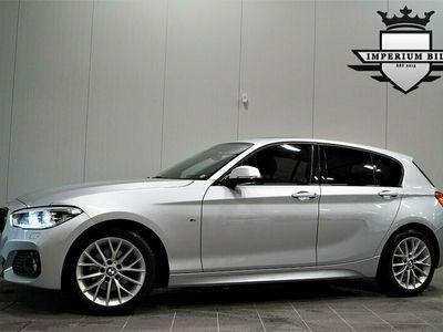 begagnad BMW 120 d xDrive 5dr Auto M-Sport Drag Eu6 190hk