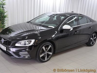 begagnad Volvo S60 D3 (150hk) R-Design