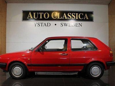 begagnad VW Golf CL 1.8i 6100mil Lågmil