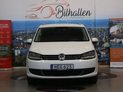begagnad VW Sharan 2.0 BlueTDI DSG Sekventiel -14