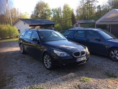 begagnad BMW 523 i Touring Ev byte skåpbil