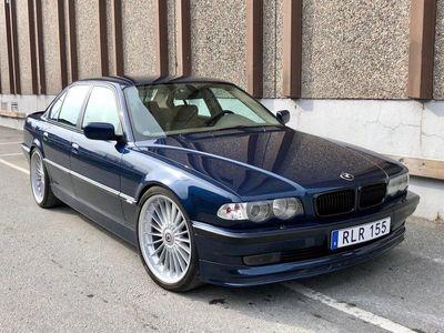 begagnad BMW 728 E38 Alpina