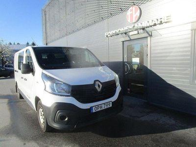 begagnad Renault Trafic 1.6 dCi Skåp (115hk)