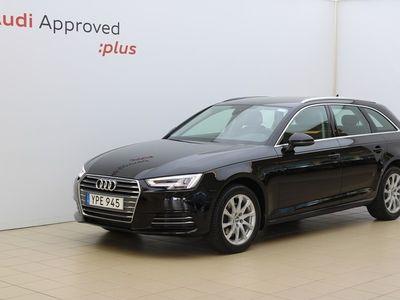gebraucht Audi A4 AVANT g-tron 170 hk Sport S-Tronic EU6
