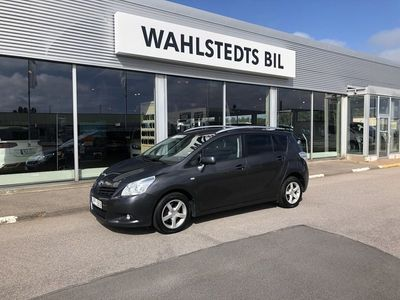 begagnad Toyota Verso 2.0 D 7-sits 126hk