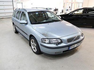 begagnad Volvo V70 2.4T Rep. Objekt