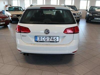 begagnad VW Golf VII 1.4 TSI Multifuel Sportscombi 2015, Kombi 129 000 kr