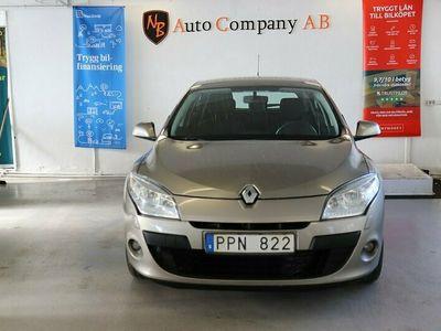 begagnad Renault Mégane 1.6 E85 110hk