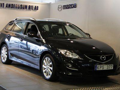 begagnad Mazda 6 Kombi 2.0 Automat 155hk