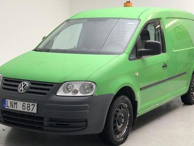 begagnad VW Caddy Maxi Life VW Caddy 2.0 Ecofuel Maxi Skåp 2010, Personbil 45 000 kr