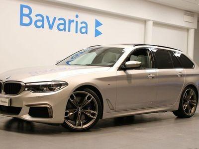 begagnad BMW M550 d xDrive Touring M-Sport Ultimate Edition Ny 2019, Kombi 678 700 kr