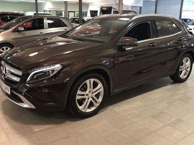 begagnad Mercedes GLA220 220 CDI 4MATIC