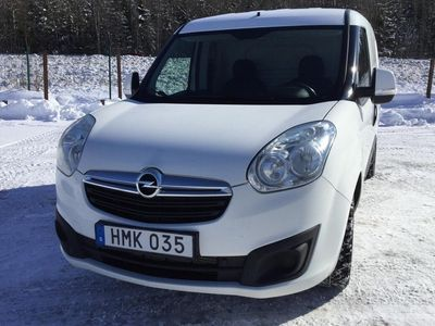gebraucht Opel Combo VAN 1.6 CDTI Skåp (105hk)