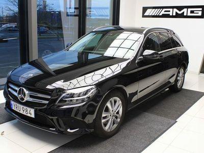 begagnad Mercedes C200 c 200d