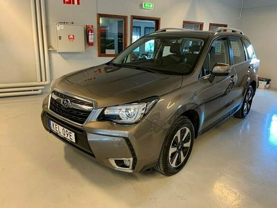 begagnad Subaru Forester 2.0i XS CF CVT 2019, Kombi Pris 279 000 kr