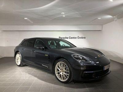begagnad Porsche Panamera 4 E-Hybrid Sport Turismo 462hk