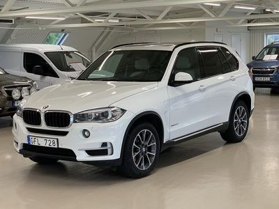 begagnad BMW X5 xDrive30d AUT D-VÄRMARE 258hk