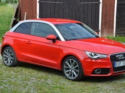 usado Audi A1 1,6TDI Sports Edition -11