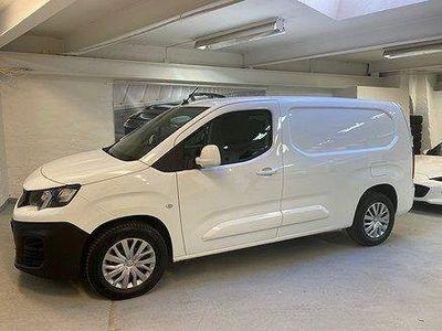 begagnad Peugeot Partner L2 PRO+ 1.5 Euro 6 130hk
